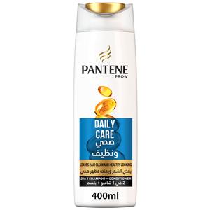 Pantene Shampoo Daily Care 2x400ml