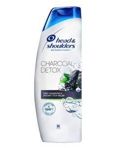 Head & Shoulders Charcoal Detox Shampoo 2x400ml