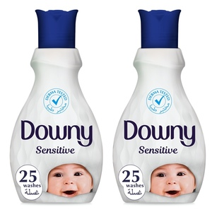 Downy Sensitive Fabric Softener 2x1L