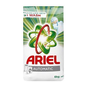 Ariel Detergent Powder 6kg