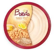 Barada Classic Hummus 280g
