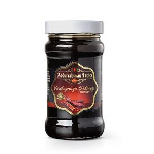 Carob Molasses Glass Jar (Keciboynuzu Pekmezi) 380g