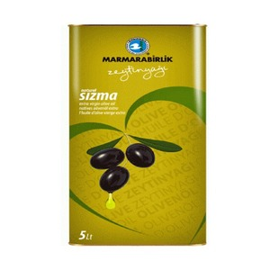 Natural Extra Virgin Olive Oil (Tin Can) 5000ml