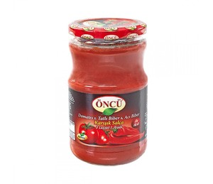 Mixed Pepper And Tomato Paste (Karisik Salca) 700g