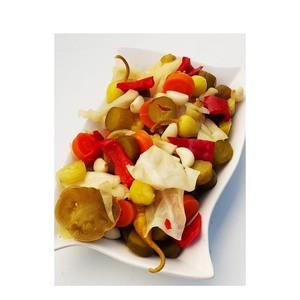Hot Mixed Pickled (Acili Karisik Tursu) 1000g