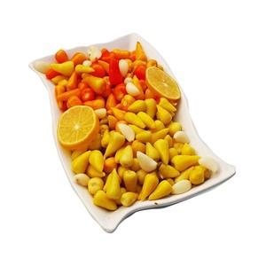 Hot Yellow Pepper Pickle (Biberiye Tursusu) 1000g