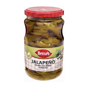 Jalapeno Pepper Pickle (Jalapeno Biber Tursu Dilimlenmis) 340g