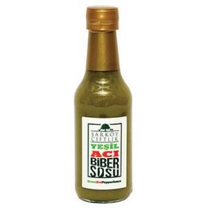 Green Hot Pepper Paste (Yesil Aci Biber) 250g