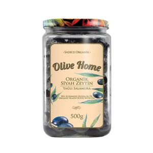Organik Black Olive (Organik Siyah Zeytin) 500g