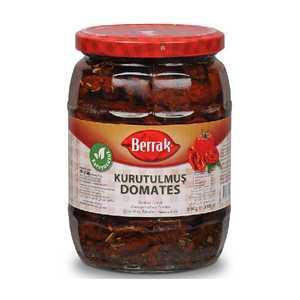 Berrak Sun Dried Tomatoes (Tomate Sechee) 285g