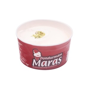 Plain Maras ice Cream (Sade Maras Dondurmasi) 100g