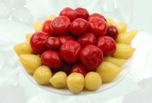 Zavrak Hot Yellow Pickled Pepper (Top Biber Tursu) 1000g