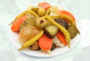 Zavrak Mixed Pickle (Turlu Tursu) 1000g