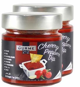 Cherry Pepper Dip (Kiraz Biber Aci-Eksi Sos) 200g