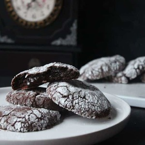 Cracked Cacao Cookies (Kakaolu catlak Kurabiye) 280g
