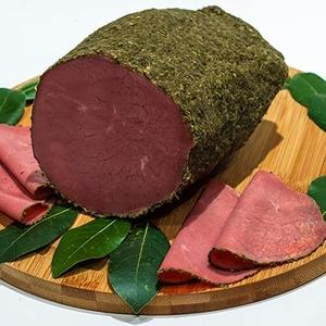 Smoked Roastbeef With Thyme (Kekikli Roastbeef) Approx.150g