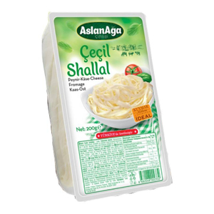 Aslanaa Chechil Cheese-Shallal (Cecil Peyniri) 200g