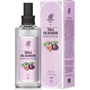 Rebul Fig Blossom Cologne Glass Spray 100ml