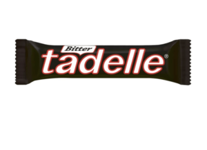 Dark Chocolate With Hazelnut Filling (Bitter cikolatali Tadelle) 30g