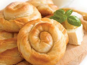 Rose Pastry With Cheese (Peynirli Gul Boregi) 5pcs