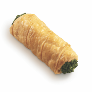 Mini Roll Pastry With Spinach And Cheese (ispanakli Peynirli Mini Rulo Borek) 10pcs