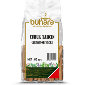 Cinnamon Sticks (cubuk Tarcin) 80g