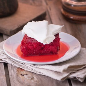 Ekmek Kadayifi With Sour Cherry (Visneli Ekmek Kadayifi) 1kg