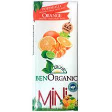Mini Organic Mixed Fruit Juice With Orange 200ml