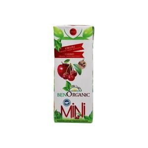 Mini Organic Mixed Fruit Juice With Cherry 200ml