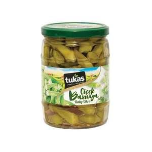 Canned Baby Okra (Konserve cicek Bamya) 720cc