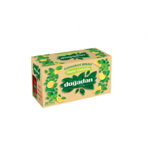 Lemon & Mint Mixed Herbal Tea (Nane & Limon Karisik Bitki cayi) 38g