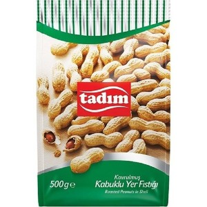 Roasted Peanuts in Shell (Kabuklu Yer Fistigi) 500g