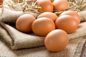 Organic Eggs 6pcs