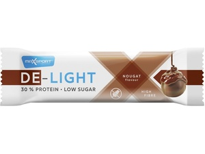 De-Light Chocolate Bar Nougat Low Sugar 45g