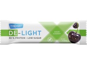 De-Light Chocolate Bar  Sour Cherry Low Sugar 45g