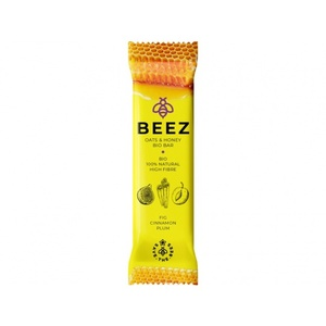 Beez Bio Bar Fig & Cinnamon & Plum 40g