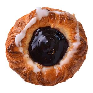 Blueberry Croissant 1pc
