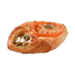 Feta & Olive Croissant 1pc