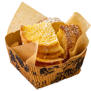 French Toast 1pc