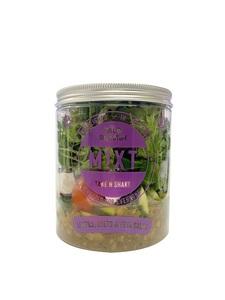 Bluefin Sushi Lentils Beets & Feta Salad 1s