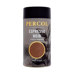 Percol Espresso Noir Coffee 100g