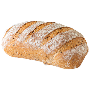 Whole Grain Country Bread (White/Brown) 500g