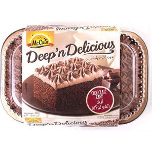 McCain Choco Cake 510g