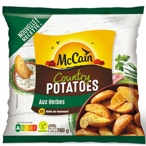McCain Country Potatoes 780g