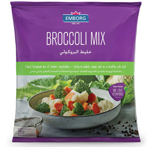 Emborg Broccoli Mix 750g