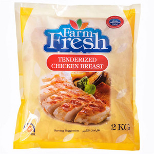 Farm Fresh Tenderized Chicken Breast 2kg