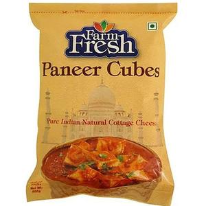 Farm Fresh Paneer Cubes 500g