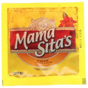 Mama Sita's Annatto Powder (Achuete) 10g
