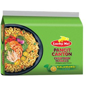Lucky Me Pancit Canton Kalamansi 6x60g