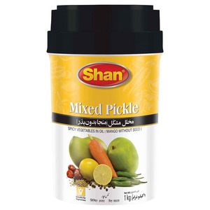 Shan Mixed Pickle 1000g